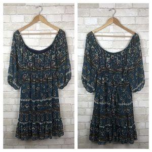 Torrid Hippie Boho Dress Size 1X